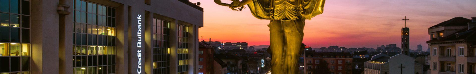 ETUDE: Sofia in blue hour